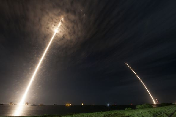 45th Space Wing supports SpaceX's CRS-9 mission launch
