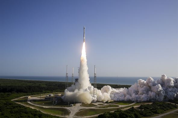 45th Space Wing supports successful Atlas V NROL-61 launch